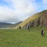 Skipaklettur Islande
