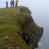 Hornbiarg Islande