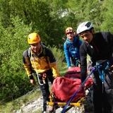 secours en montagne