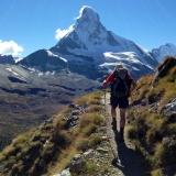 Sur les Hauts de Zermatt et le Cervin