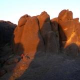 congloméra de roche de Tislit