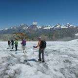Glacier du Théodulgletscher