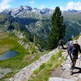 De La Thuile au Valgrisenche en Vallée d'Aoste