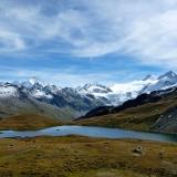 Lac des Autannes Val d'Anniviers