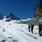 Haut glacier D'Arolla