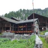Alagna Valsesia village Walser