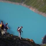 Barrage de Moiry Val d'Anniviers